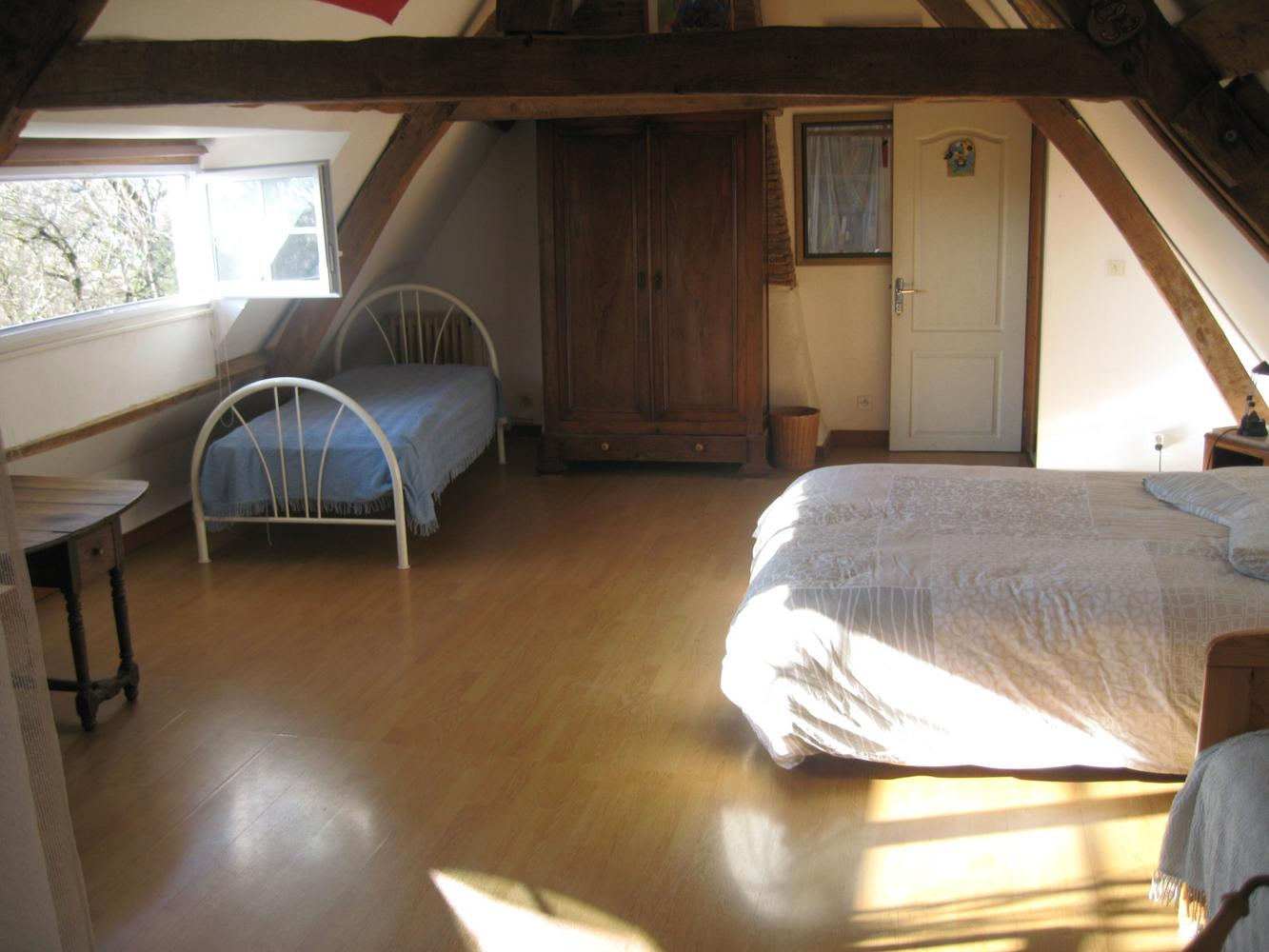 Chambre 3*** 1001 nuits en Berry, Indre - photo #1