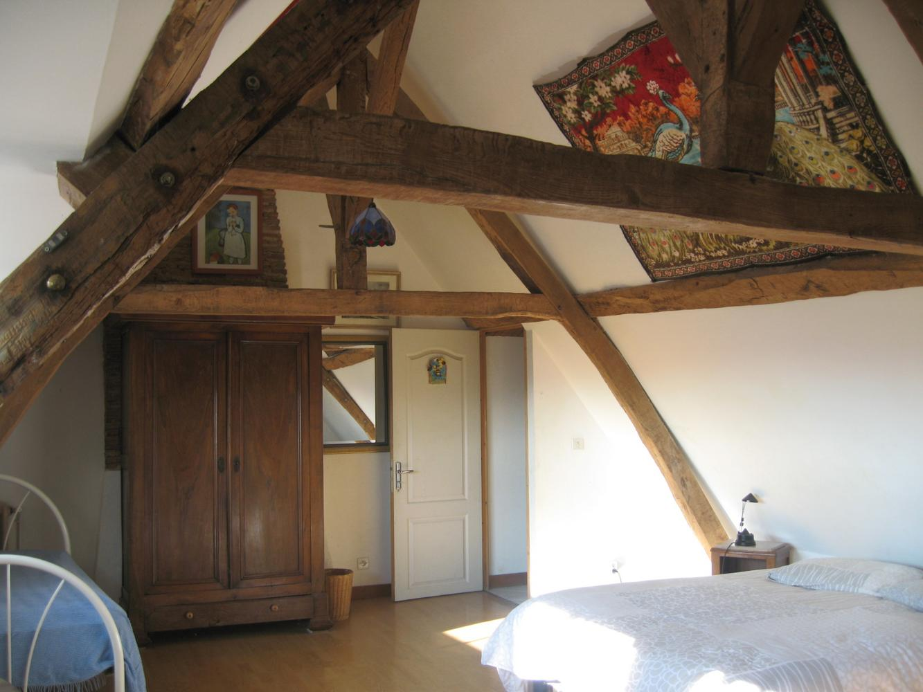 Chambre 3*** 1001 nuits en Berry, Indre - photo #2