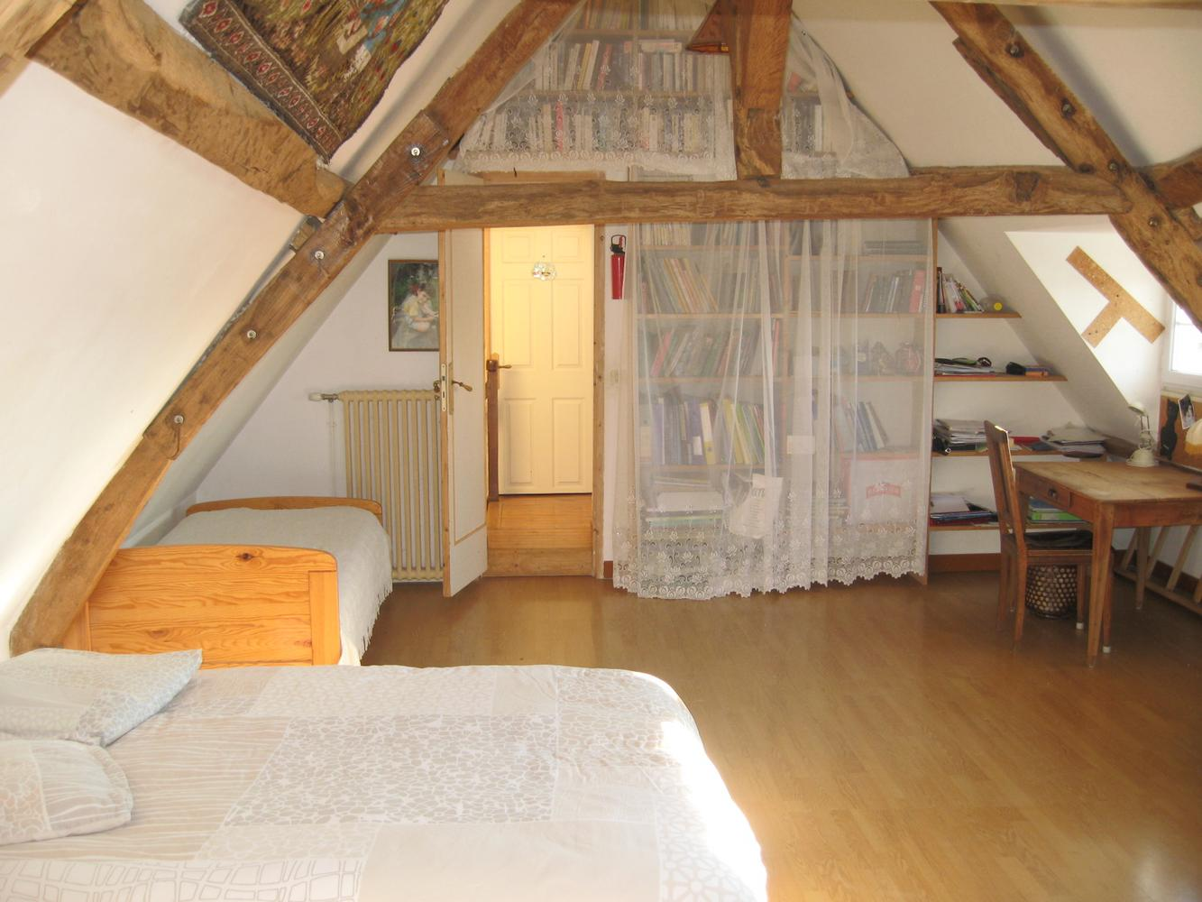 Chambre 3*** 1001 nuits en Berry, Indre - photo #4