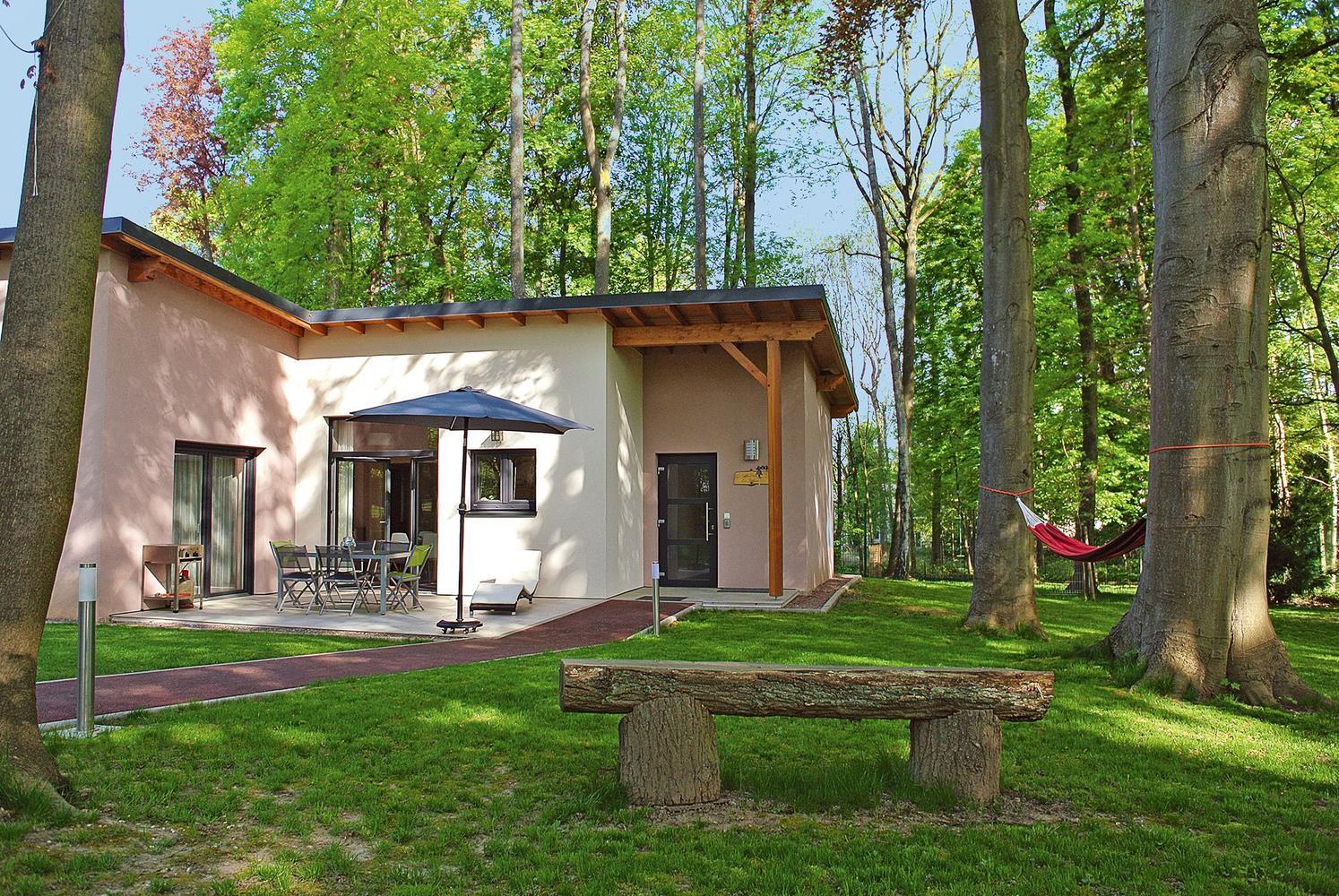 Maison En Bois Moselle gîte - le bois de robin - sarreguemines
