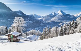 Vacances à la montagne france