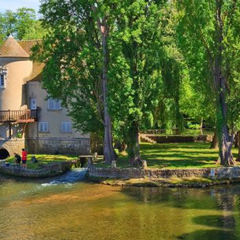 Location De Vacances Ile De France Gites De France